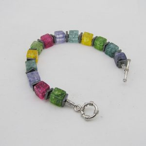 Bergkristal armband A BER 041