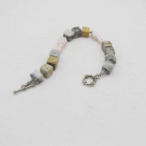 Picasso jaspis armband A JAS P 052