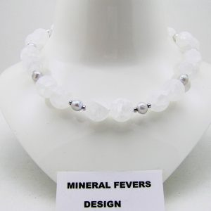 Bergkristal ketting K BER 211