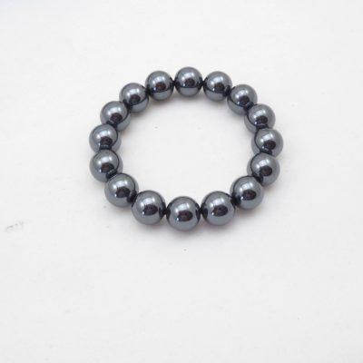Hematiet armband EL 001