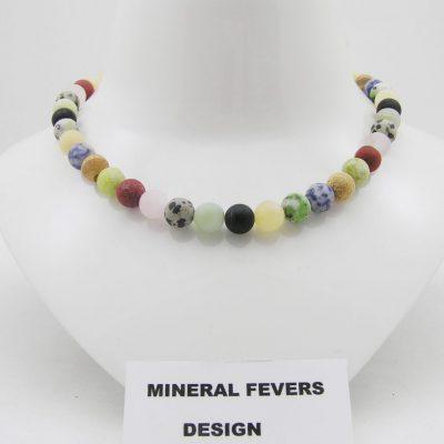 Multi color ketting K MUL 268