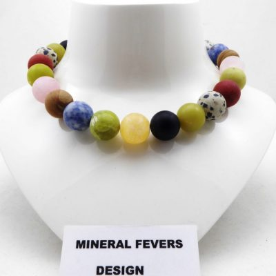Multi Color ketting K MUL 317