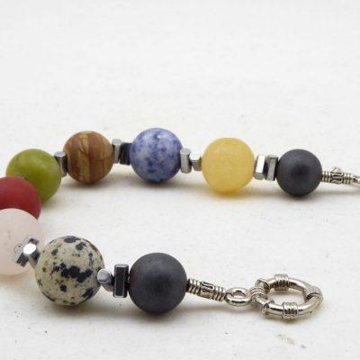 Multi color armband A MUL 033