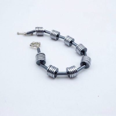 Hematiet armband A HEM 358