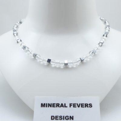 Bergkristal ketting K BER 241