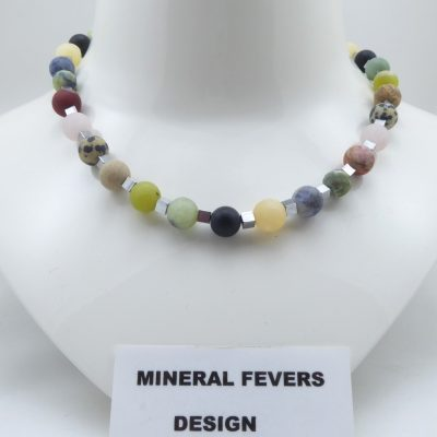 Multi color ketting K MUL 386