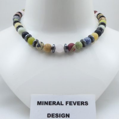 Multi color ketting K MUL 387